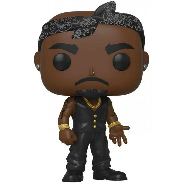 Funko Pop - Rocks - Tupac Shakur