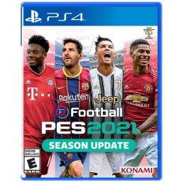 JUEGO PLAYSTATION 4: PES 2021