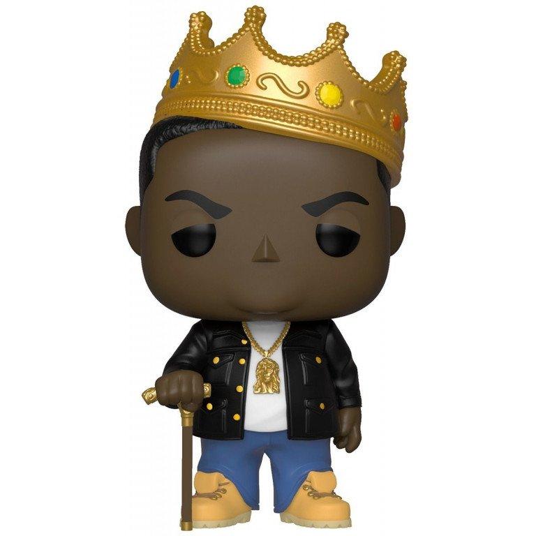 Funko Pop - Rocks - Notorious - Big con Crown