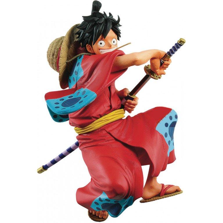 Banpresto - One Piece - King of Artist - Luffy
