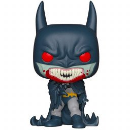 FUNKO POP HEROES BATMAN 80TH RED RAIN 91