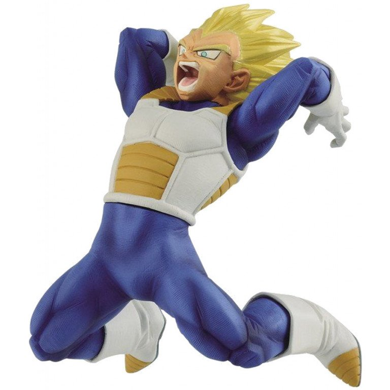 Banpresto - Dragon Ball - The Rivals - Super Saiyan Vegeta