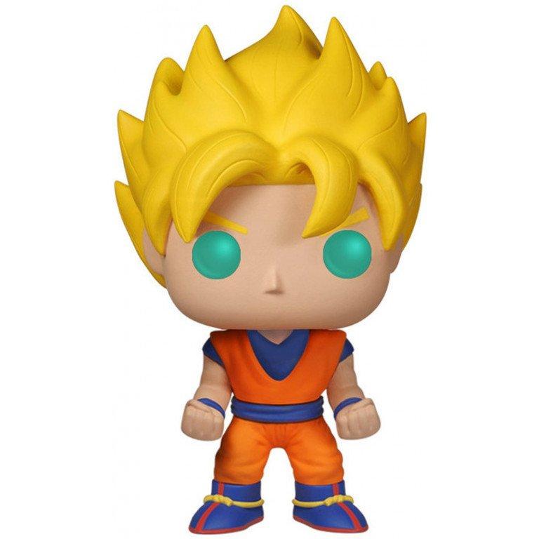 Funko Pop - Animation - Dragon Ball - DBZ - Super Saiyan Goku