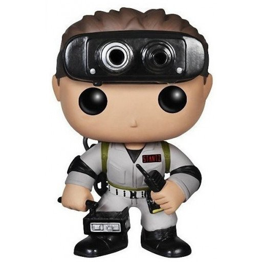 Funko Pop - Movies - The Ghostbuster - Dr. Raymond Stantz
