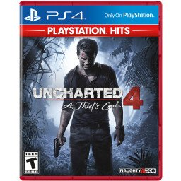 UNCHARTED 4: A THIEF'S END (HITS)