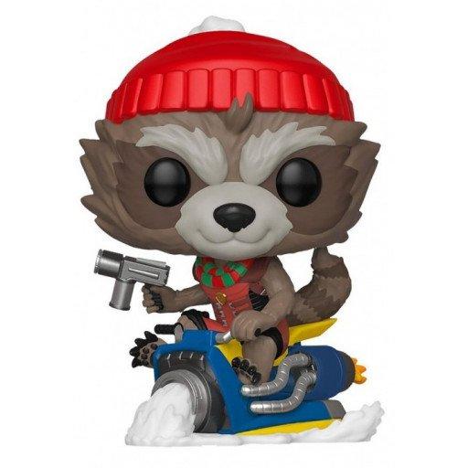 Funko POP - Marvel - Holiday - Rocket