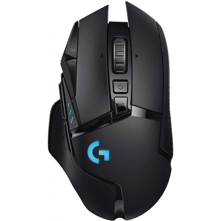 Logitech G502 LightSpeed Wireless - Mouse para gaming