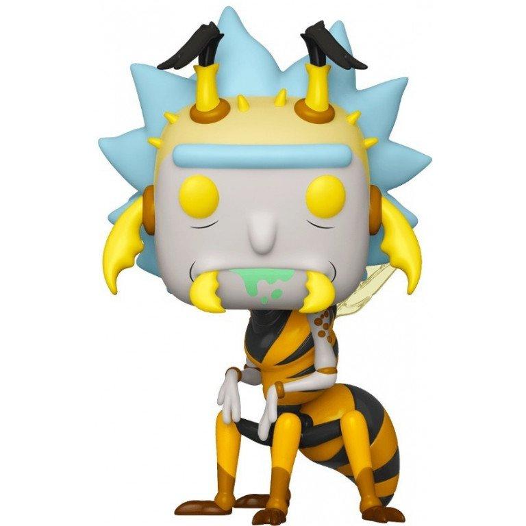 Funko POP - Animation - Rick and Morty - Wasp Rick