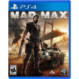 JUEGO PLAYSTATION 4: MAD MAX