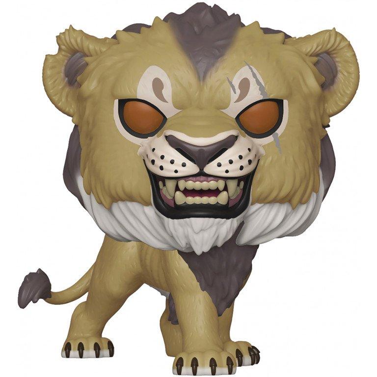 Funko POP - Disney - Lion King - Scar