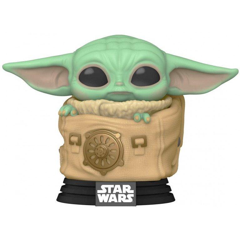 Funko Pop - Star Wars - Mandalorian - The child with Bag - Yoda