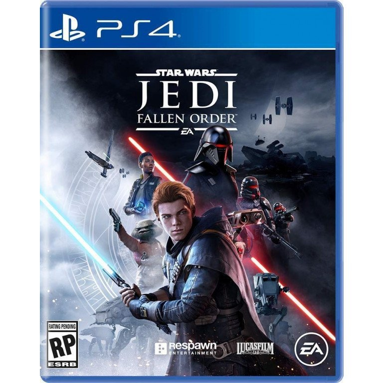 Star Wars - Jedi - Fallen Order - PS4