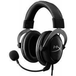 AUDIFONO GAMING HYPERX CLOUD II NEGRO/METAL