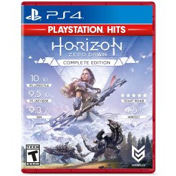 JUEGO PS4: HORIZON ZERO DAWN (HITS)