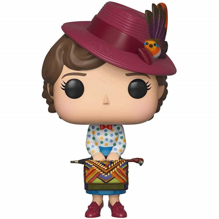 Funko POP - Disney - Mary Poppins - Mary Poppins with bag