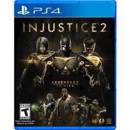 JUEGO PLAYSTATION 4: INJUSTICE 2