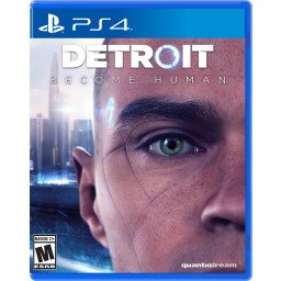 JUEGO PS4: DETROIT BECOME HUMAN
