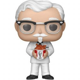 FUNKO POP ICONS KFC COLONEL SANDERS