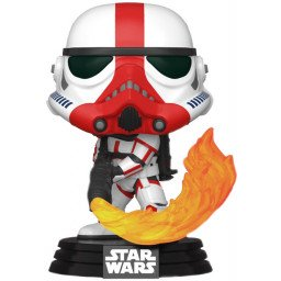 FUNKO POP STAR WARS INCINERATOR STORMTROPPER