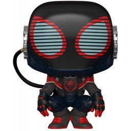 FUNKO POP SPIDER-MAN MILES MORALES 2020 SUIT
