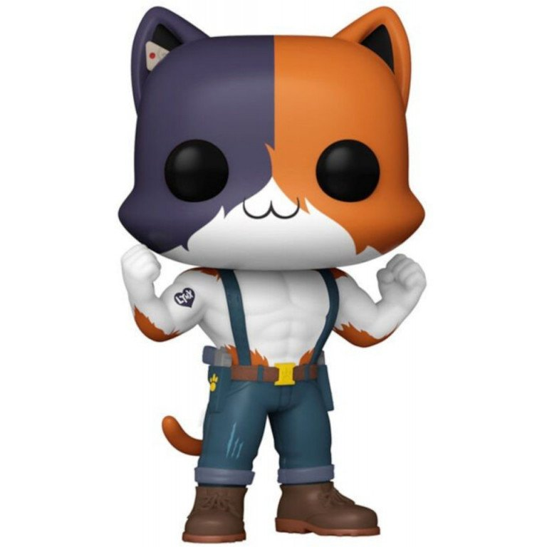 Funko Pop - Games - Fortnite - Meowscles