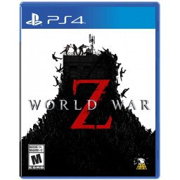 JUEGO PLAYSTATION 4: WORLD WAR Z