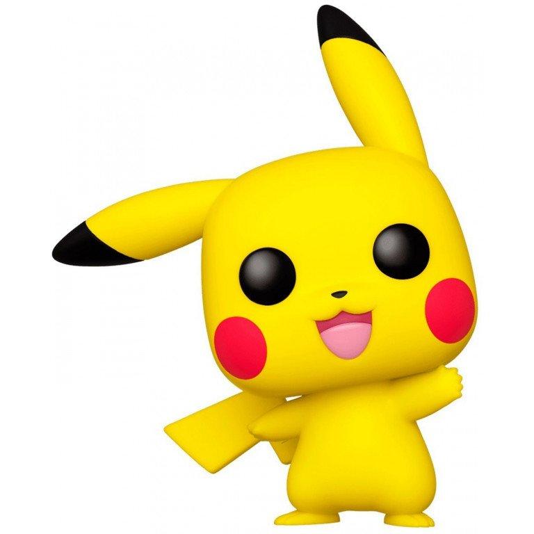 Funko POP - Games - Pokemon - Pikachu