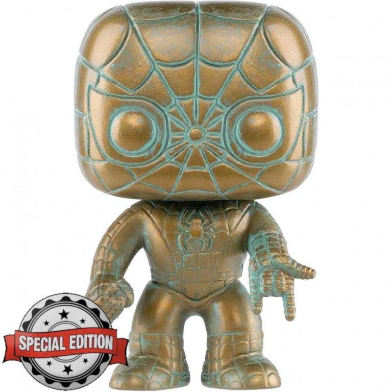 Funko Pop - Marvel - 80TH - Spider-Man (special edition)