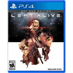 JUEGO PLAYSTATION 4: LEFT ALIVE