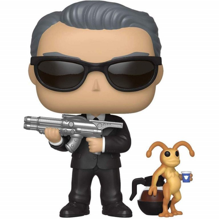 Funko POP - Movies - Men in Black - Agent K & Neeble