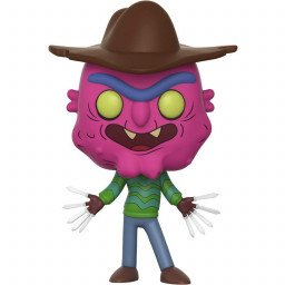 FUNKO POP RICK AND MORTY SCARY TERRY