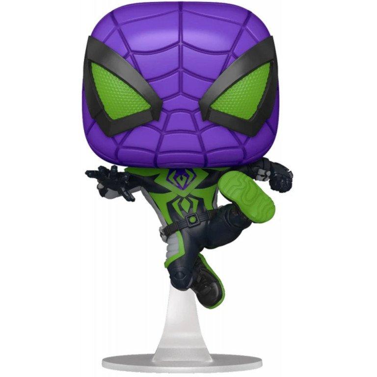 Funko Pop - Marvel - Gamerverse - Hombre Araña - Morado Reign