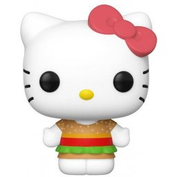 FUNKO POP HELLO KITTY KAWAII BURGER