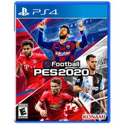 JUEGO PLAYSTATION 4: PES 2020