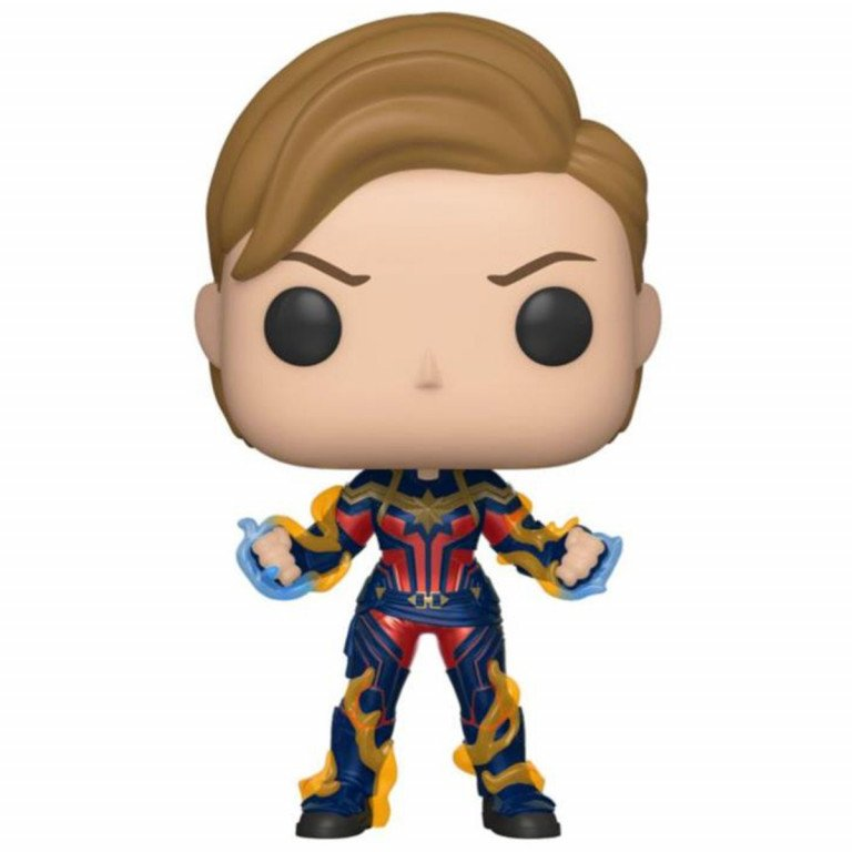 Funko POP - Marvel - Captain Marvel - Captain Marvel with new hair