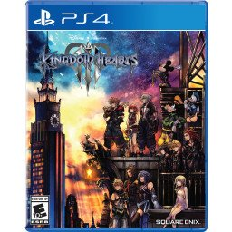 JUEGO PS4: KINGDOM HEARTS III