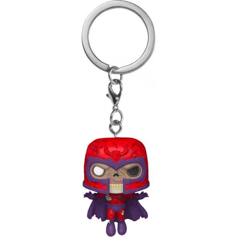 Funko Pop - Keychain - Marvel - Zombies - Magneto