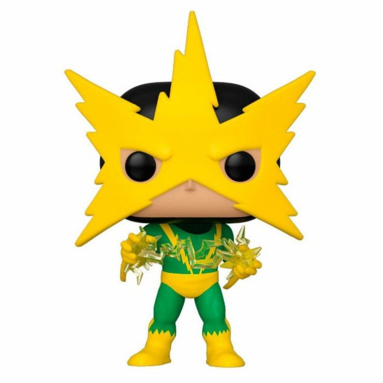 Funko POP - Marvel - 80TH - Electro (first appearance)