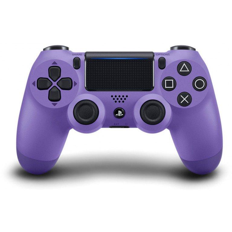 Mando Dualshock 4 inalambrico en color (morado eléctrico) para PS4