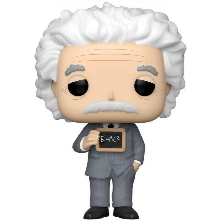 Funko POP - Icons - Albert Einstein