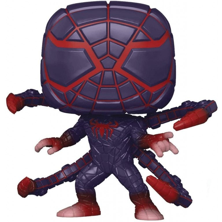 Funko Pop - Marvel - Gamerverse - Spider-Man - Programmable Matter Suite