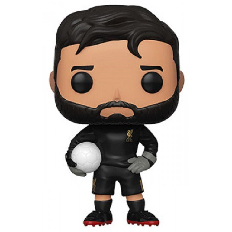Funko POP - Football - Alisson Becker