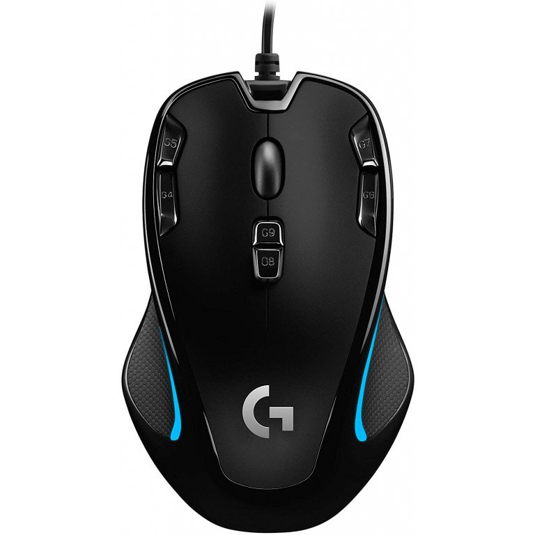 Logitech G300S 2500 DPI - Mouse para gaming