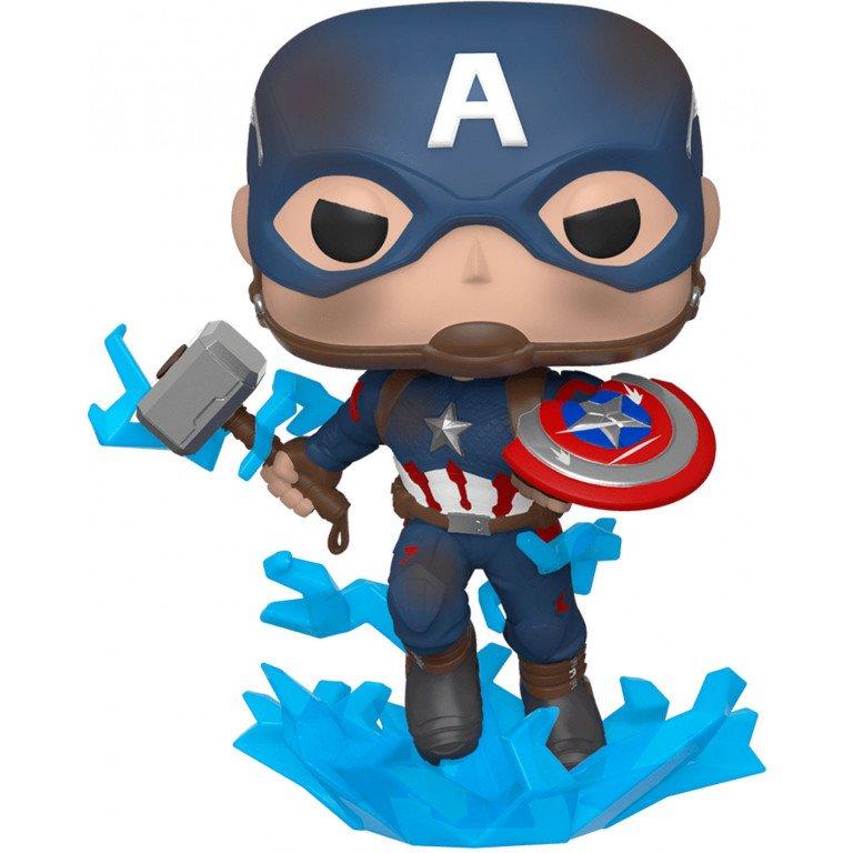 Funko Pop - Marvel - Endgame - Capitan America