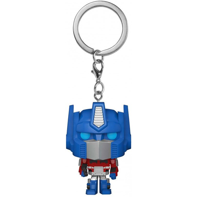 Funko Pop - Keychain - Transformers - Optimus Prime