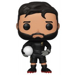 FUNKO POP FOOTBALL ALISSON BECKER