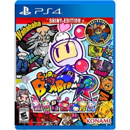 JUEGO PS4: SUPER BOMBERMAN