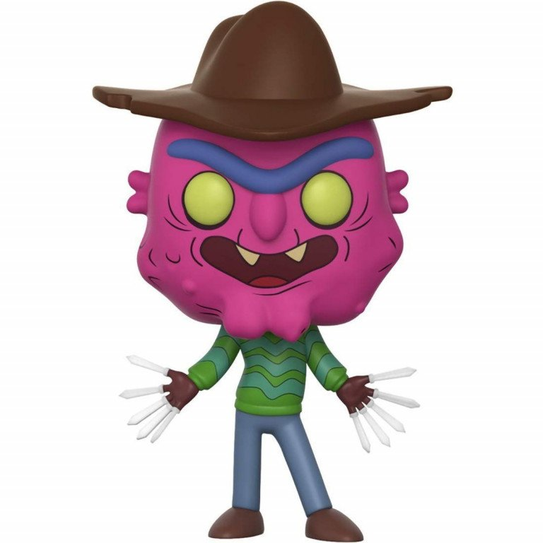 Funko POP - Animation - Rick and Morty - Scary Terry