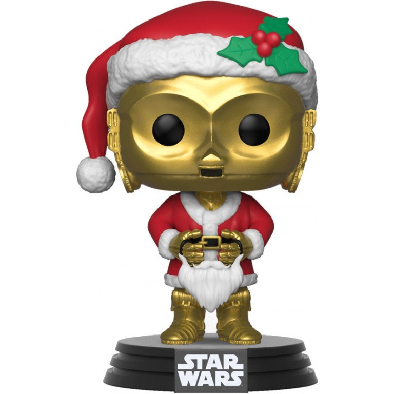 Funko Pop - Star Wars - C-3PO - Holiday