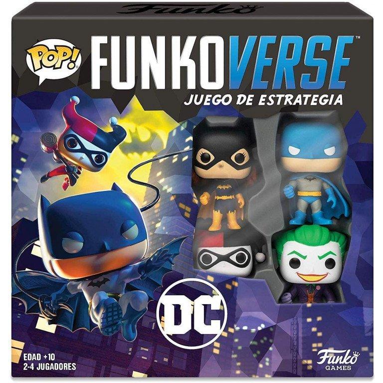 Funko POP - FunkoVerse - DC 100 - Juego de estrategia